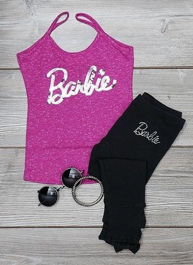 Barbie Tişört Mor